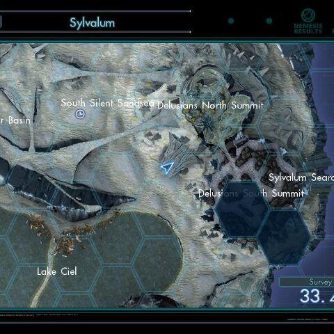 Lyla's Galdr location