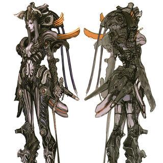 Concept art of Vanea