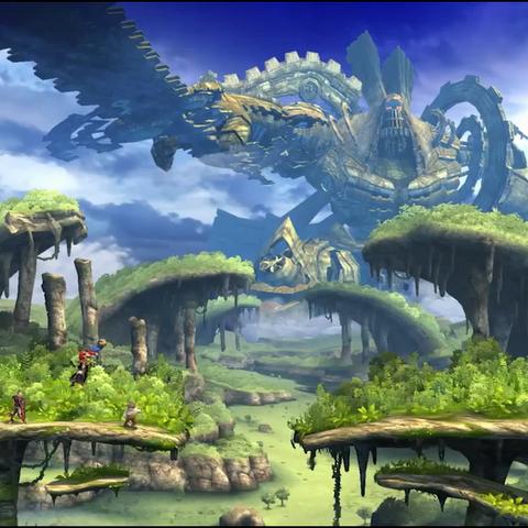 Gaur Plain in <i>Super Smash Bros. for Nintendo 3DS / Wii U</i>