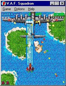 Raiden Laser 1