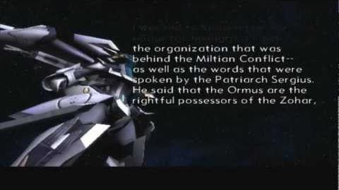 Xenosaga III HD Cutscene 025 - Flashback - ENGLISH