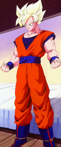 Full Power Super Saiyan