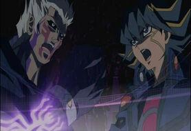 Rudger rematch against Yusei