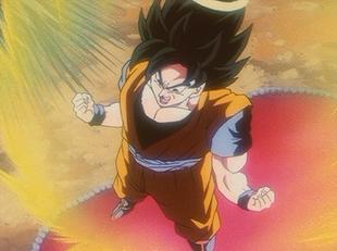 Super Saiyan Power