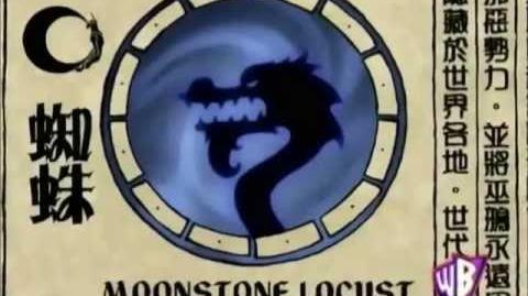 Shen Gong Wu - Moonstone Locust