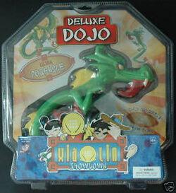 Deluxe Dojo