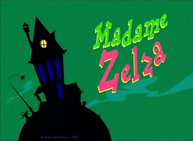 File:Xilam - Space Goofs - Madame Zelza - Episode Title Card.jpg