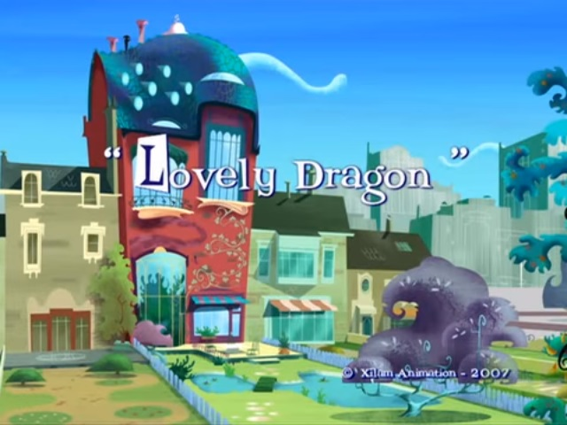 File:Xilam - A Kind of Magic - Lovely Dragon - Episode Title Card.jpg