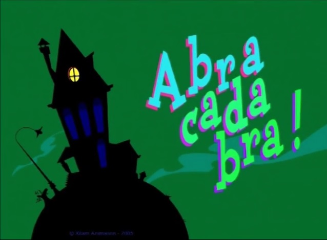 File:Xilam - Space Goofs - Abracadabra - Episode Title Card.jpg