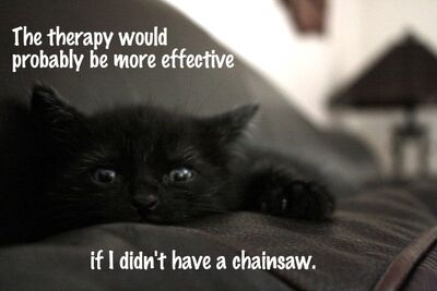 TherapyChainsaw