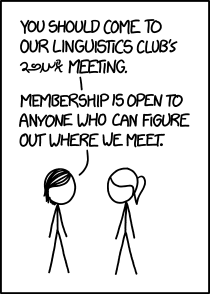 Sustainable-linguistics club