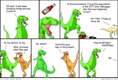 Dinoketchup