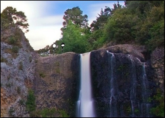 Waterfall553