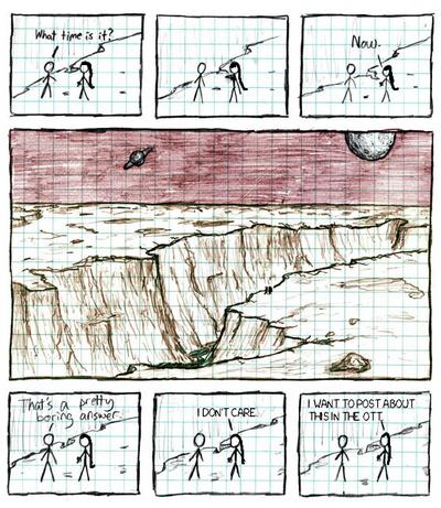 Canyon (xkcd 13)