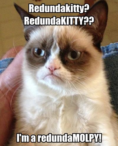 Redundamolpy