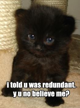 Redundant81