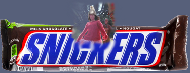 Snickers-barED