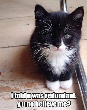 Redundant295