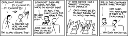 Xkcd goes to the airport