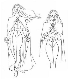 DrawStorm- 2 of her