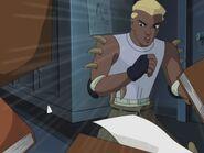 Speed & Spyke- Evan catches thief
