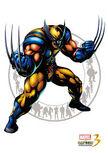 Marvel VS Capcom 3.Wolverine