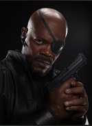 The Avengers- Nick Fury