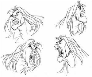 DrawSab- Faces I