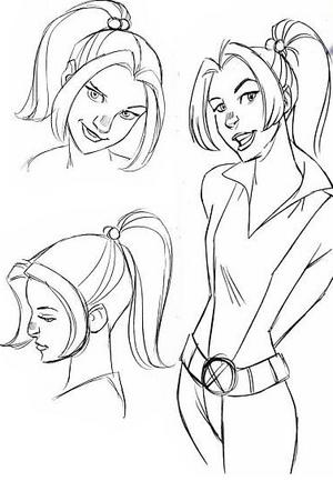 DrawKitty- Face III