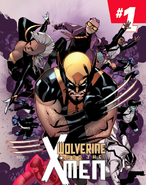 Wolverine and the X-Men Vol 1