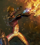 X-Men Ledgens II - Pyro