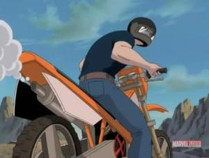 Dirt Bike I