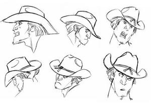 DrawingLogan- Face II