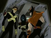 X Impulse- Cyclops, Nightcrawler n Wolverine