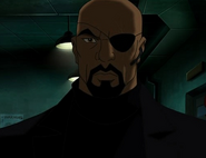 Ultimate Avengers- Nick Fury