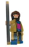 Lego Marvel Super Heroes .Gambit.