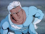 Quiksilver.X-Men animated serie