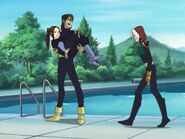 Joyride- Kitty, Lance n Rogue