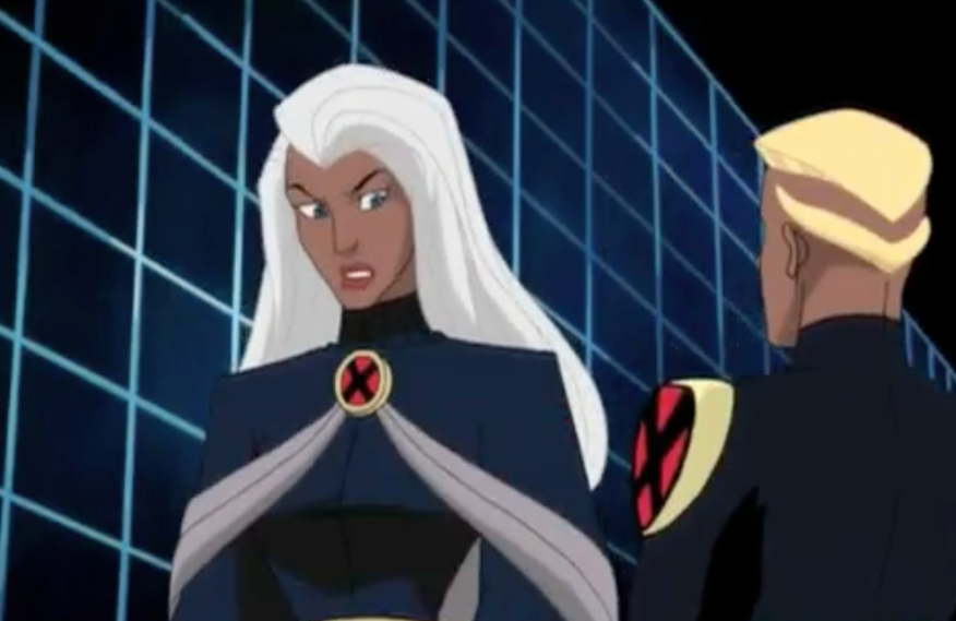 Jean grey and storm porn