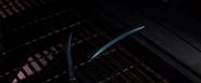 Wolverine's Adamantium Claws - Removed