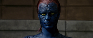 Mystique's Face (The Last Stand)