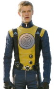 Havok (First Class) - Transparent Background