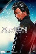First Class poster Azazel