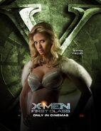 X-men first class emma