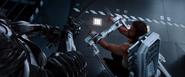 Silver Samurai - Logan's Adamantium Claws