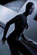 X2 Mystique poster