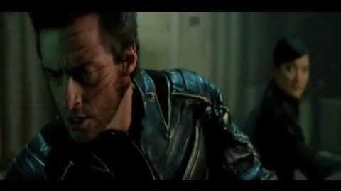 X-Men 2 Wolverine vs Lady Deathstrike