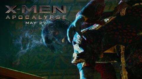 "X-Men Apocalypse ""Follow Me"" TV Commercial HD 20th Century FOX"