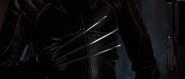 Logan's Claws (X-Men 2000)