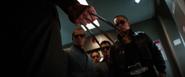 Logan's Adamantium Claws (Yakuza Goons on Bullet Train)